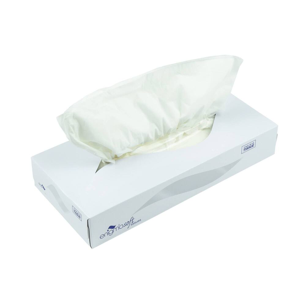 Comfortex Facial Tissues Mansize White Box100