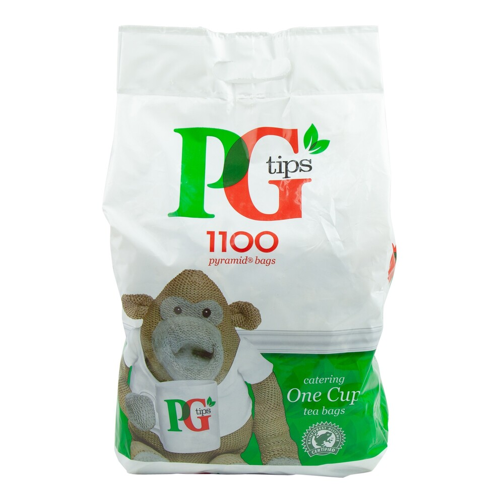 Pg Tips Pyramid Tea Bags 1150