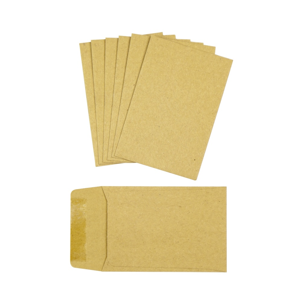 Dinner Money Non-Window Pocket Envelopes Manilla 80gsm
