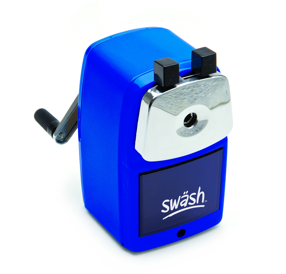 Swash Pencil Sharpener 307A Metal Desktop