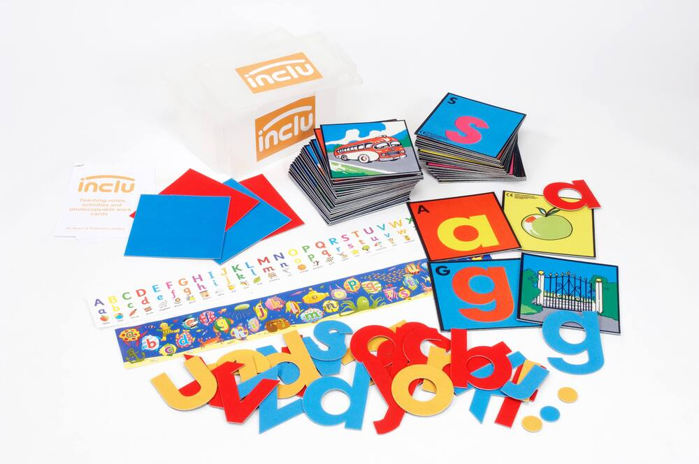 Literacy Discovery Set