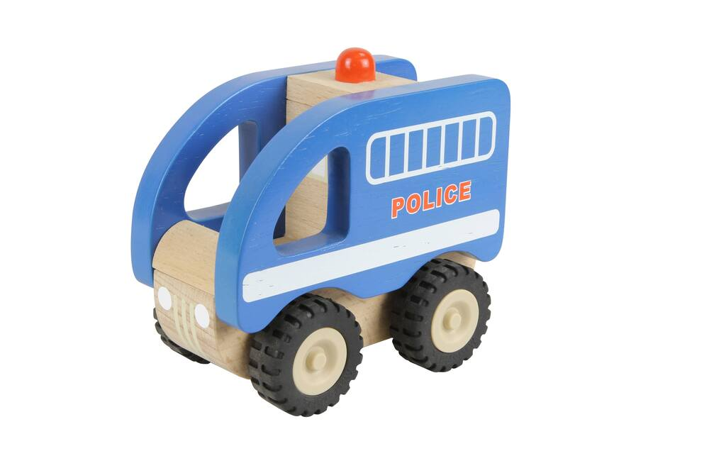 My First Vehicles Set Police Car ***WHILE STOCKS LAST***