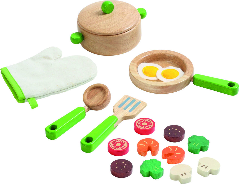 Wooden Kitchenware Set ***WHILE STOCKS LAST***