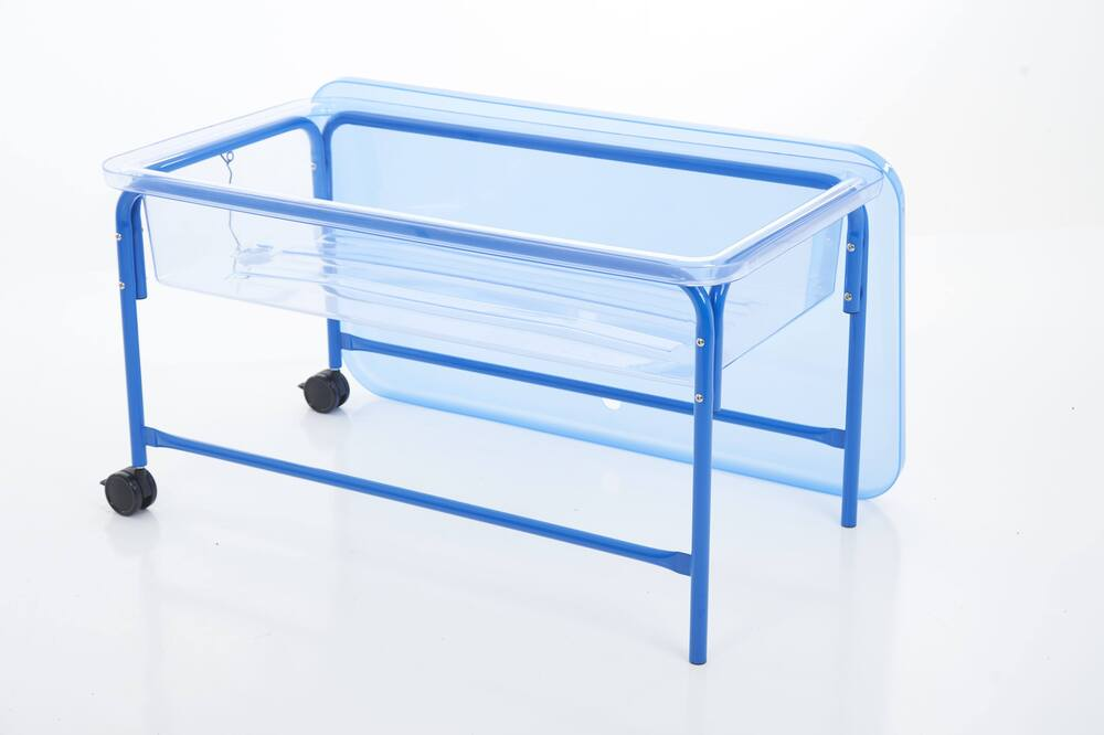 Clear Tray & Stand