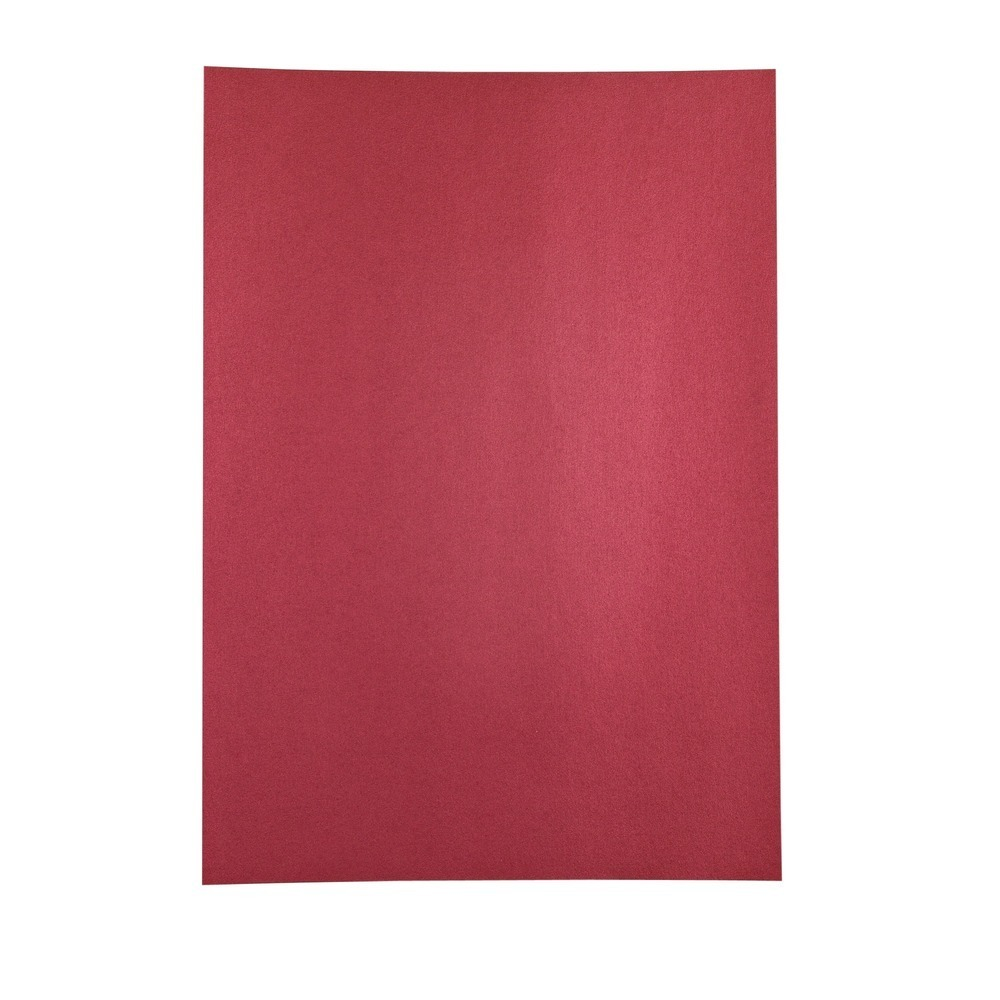 Georama Metallics A4 120gsm Lava Red