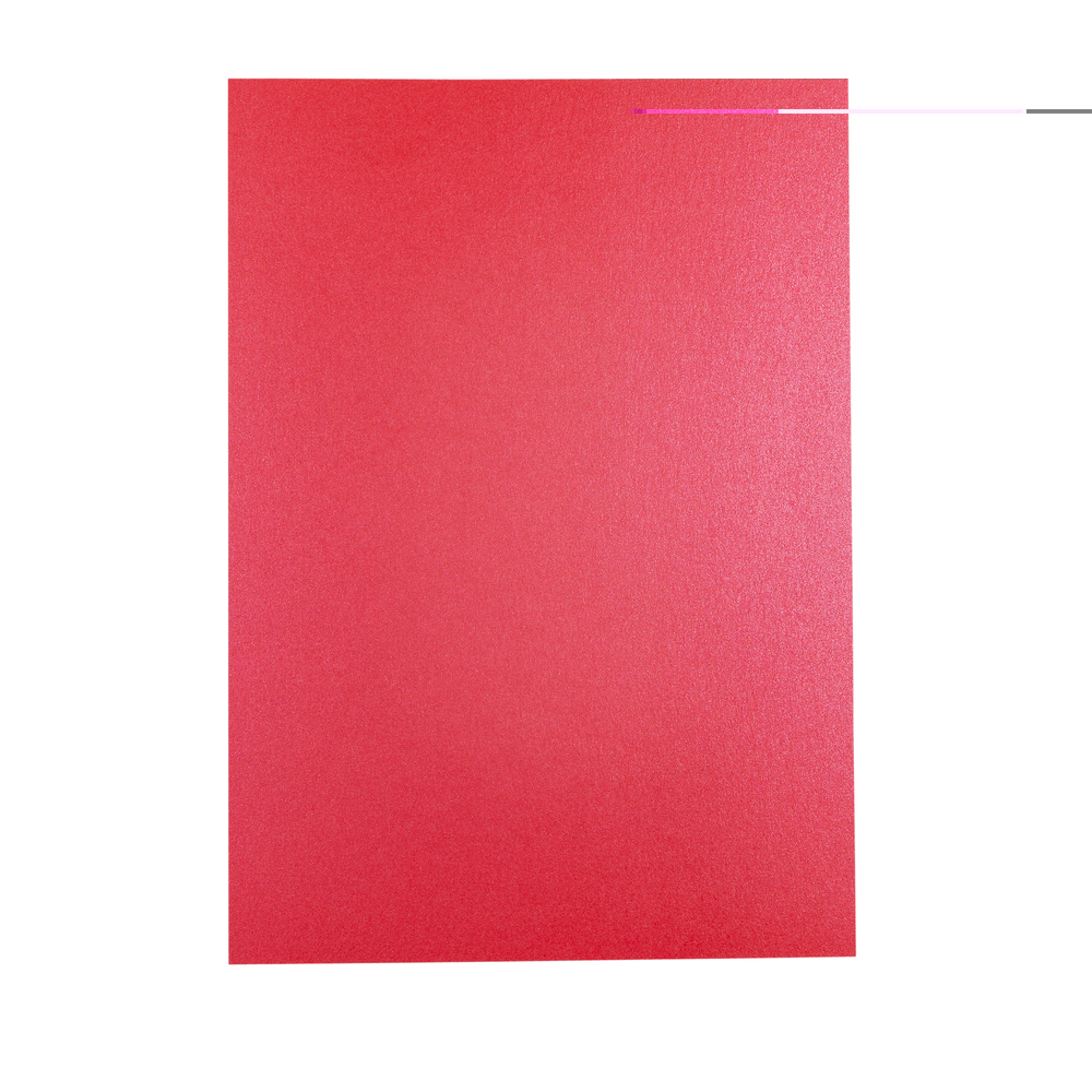 Georama Metallics A4 120gsm Ruby