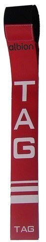 Albion Universal Tag Belts Red