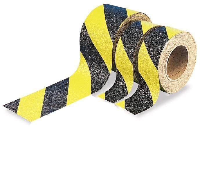 50mm x 18.3m Hazard Tape