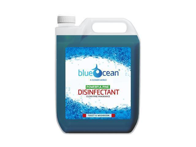 BlueOcean Powerful Pine Disinfectant 5L