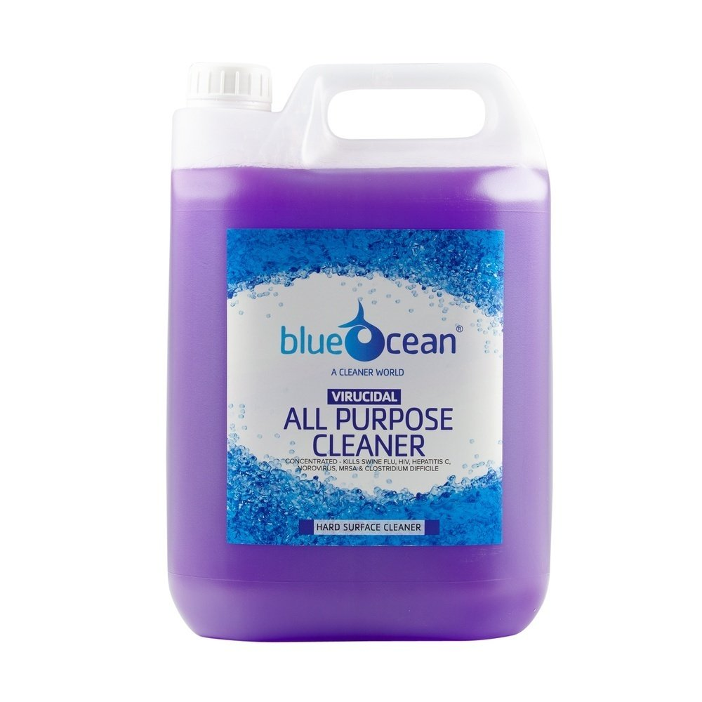 BlueOcean Virucidal All Purpose Cleaner (Concentrated) 5L
