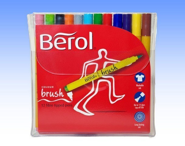 Berol Colour Brush Assorted  ***WHILE STOCKS LAST***
