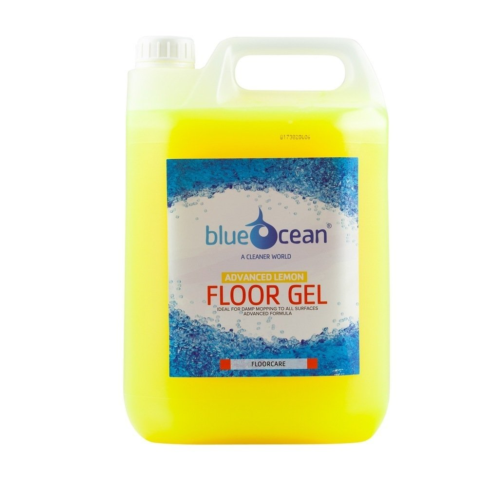 BlueOcean Advanced Lemon Floor Gel 5L