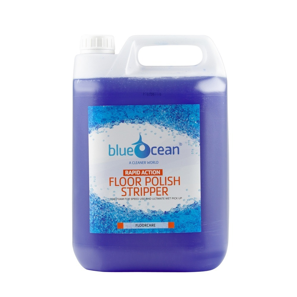 BlueOcean Rapid Floor Polish Stripper 5L
