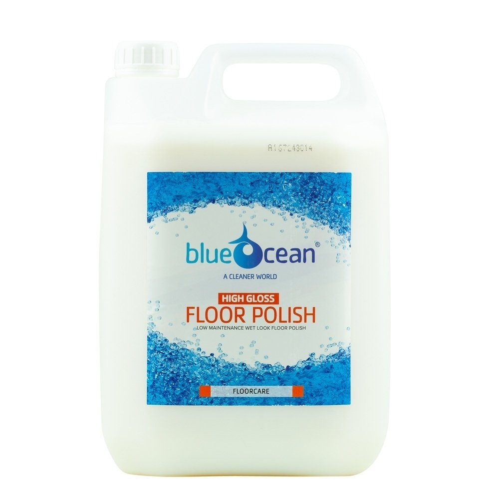 BlueOcean High Gloss Floor Polish 5L