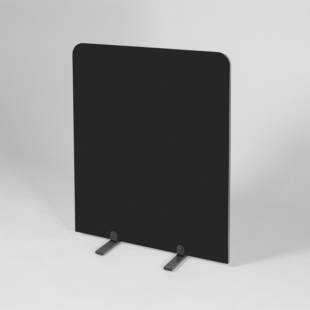BusyScreen Curve screen - 1800 x 1200mm (HxW) - Black