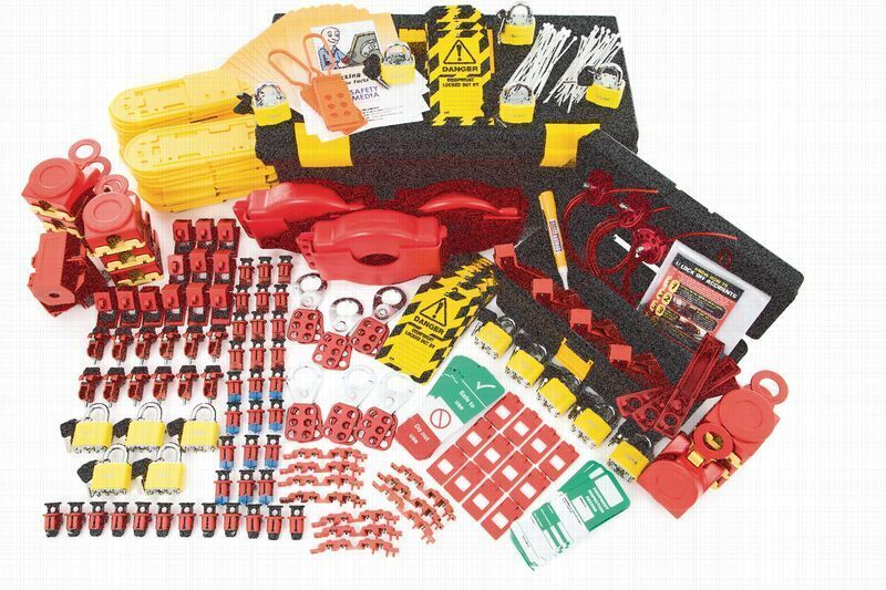 Valve & Electrical Team Lockout Kit