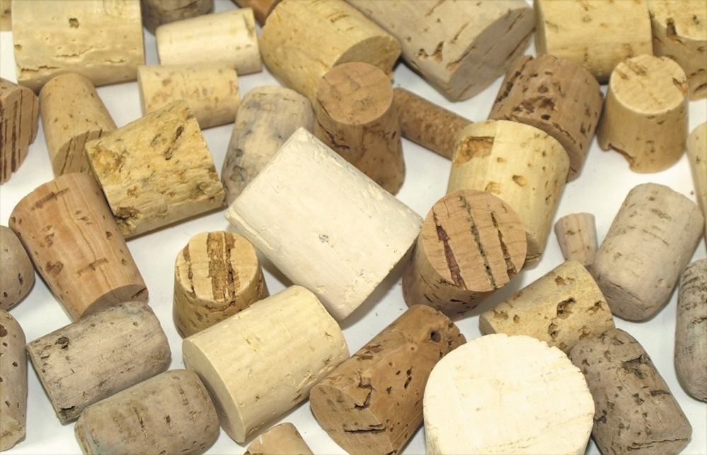 Assorted Cork Tops 100g  ***WHILE STOCKS LAST***