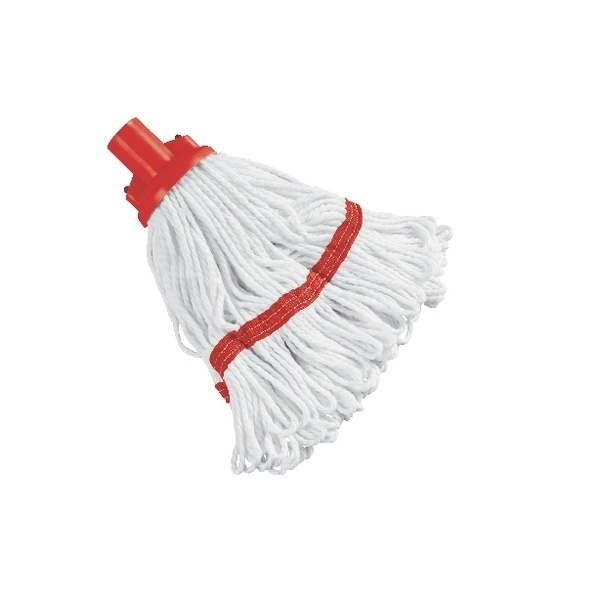 Hygiene Socket Mop Head 200g Red