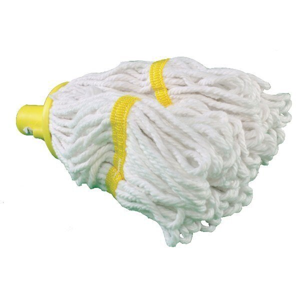 Hygiene Socket Mop Head 200g Yellow