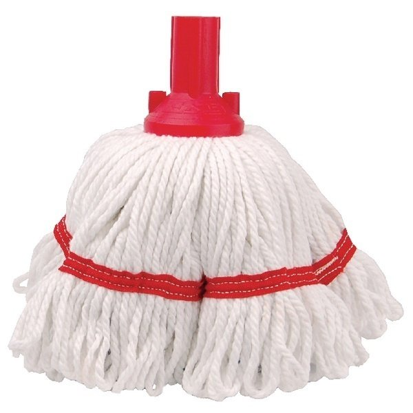 Exel Revolution Mop Head 205g Red