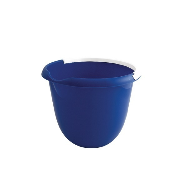 Lightweight Durable Bucket 10L Blue