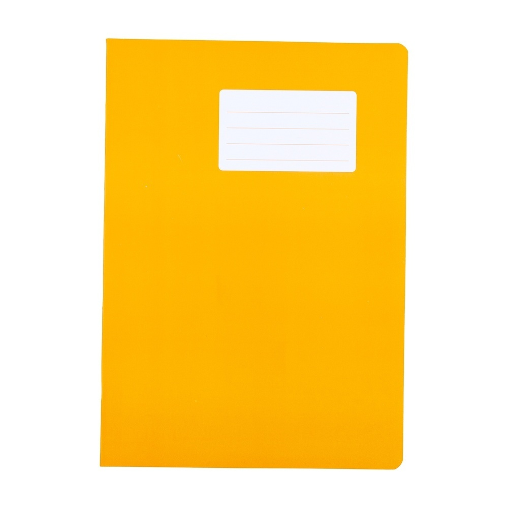 Durabook Exercise Books A4 80 Page 8mm F&M Orange