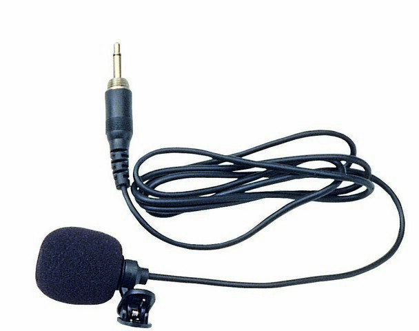 Lapel Uhf Wireless Microphone