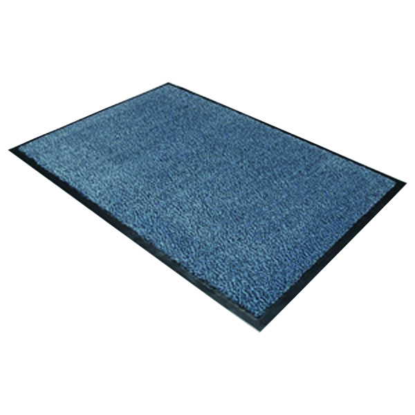 Doortex Dust Control Mat 900X1200mm Blue