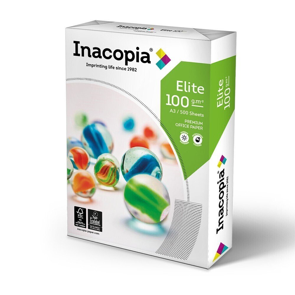 Inacopia Elite Copier Paper A3 100gsm White