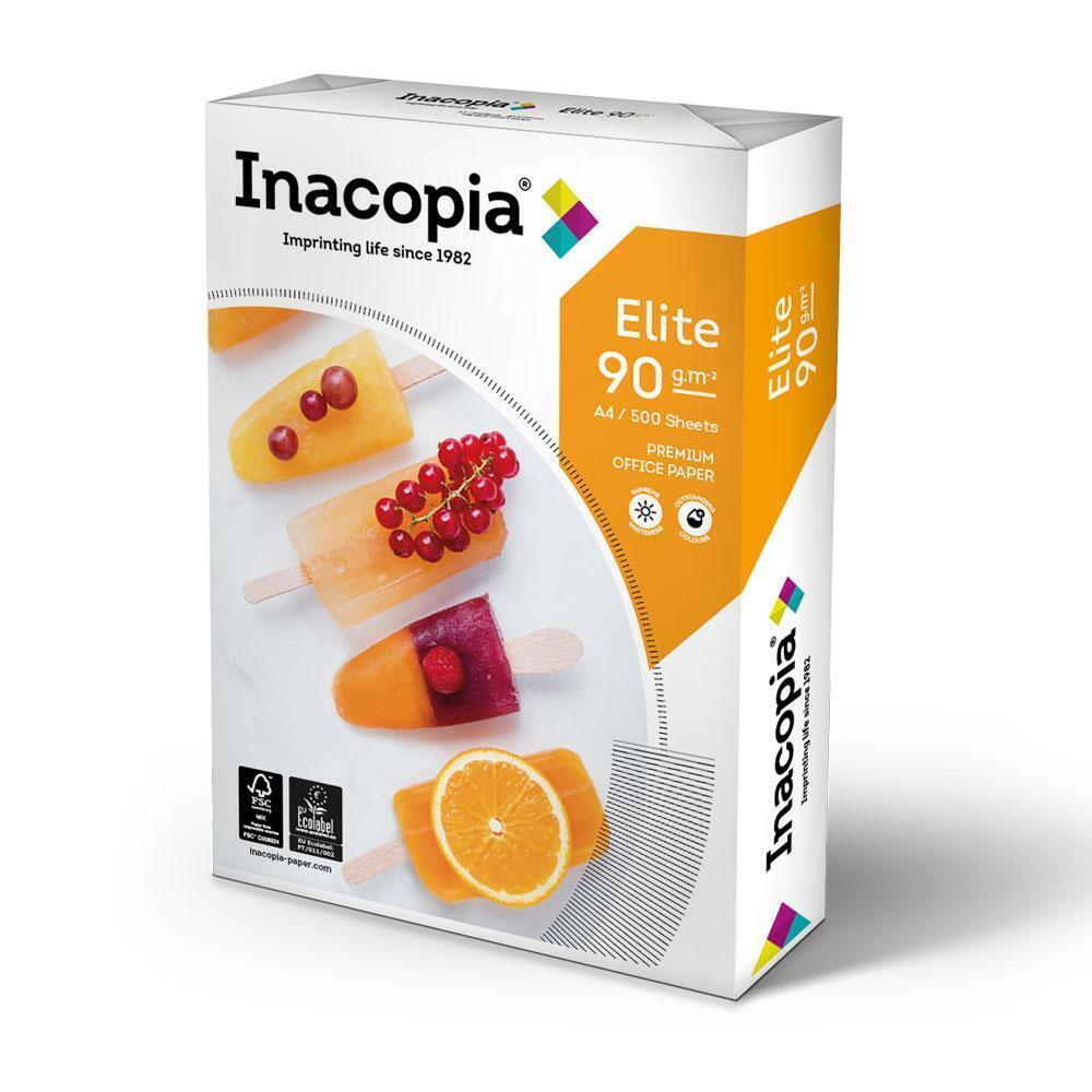Inacopia Elite Copier Paper A4 90gsm White