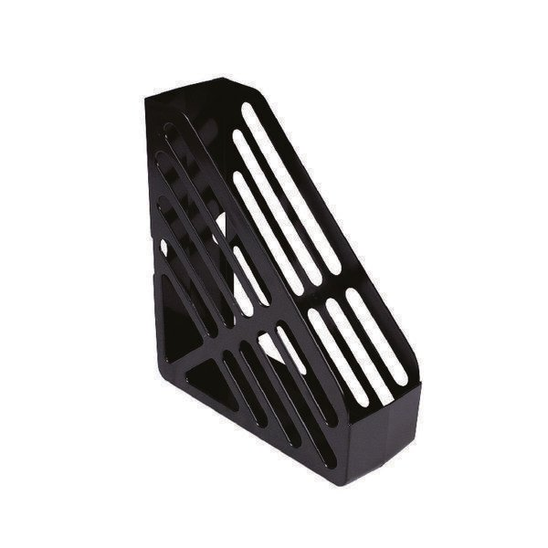 Magazine Rack Black