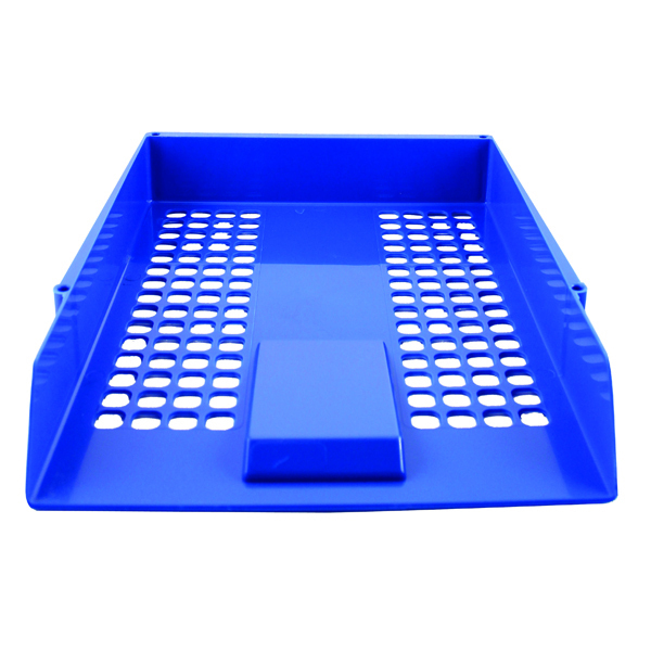Standard Entry Letter Tray Blue