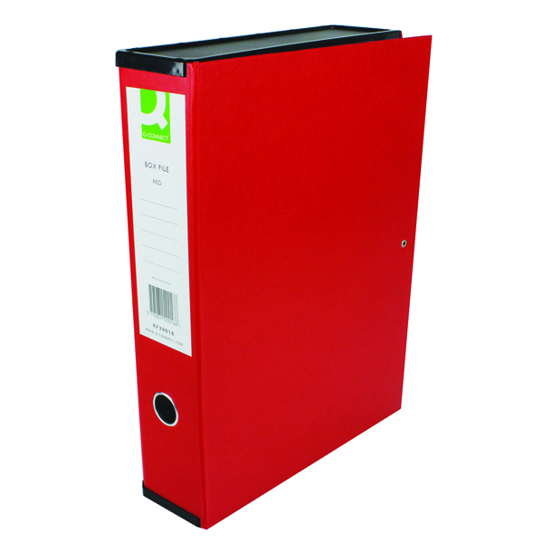Box File Red