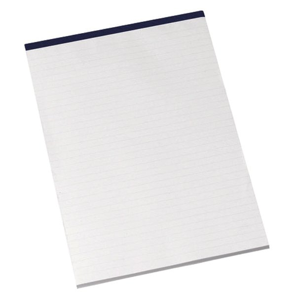 Memo Pad A4 160 Pages Narrow Feint