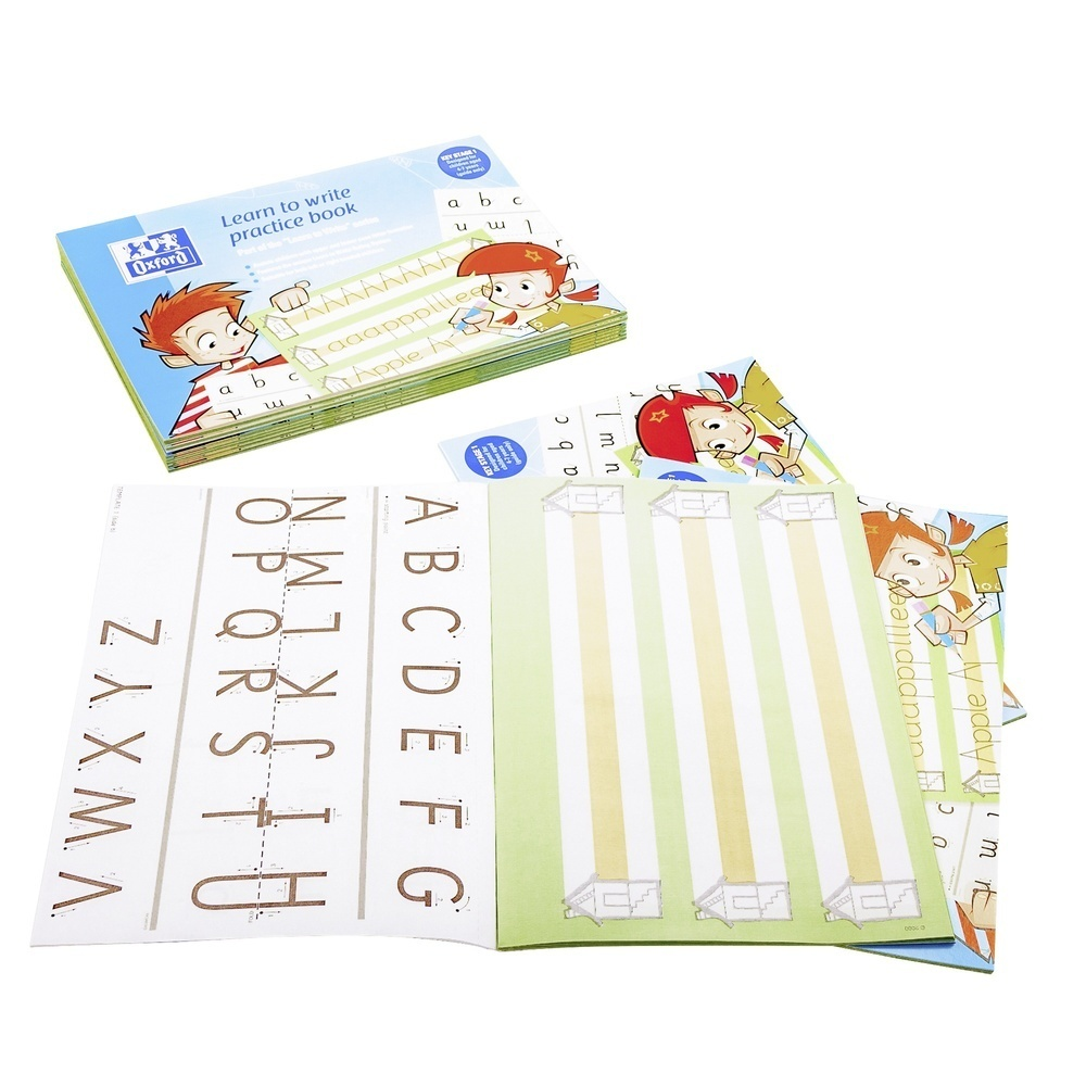 Themed Exercise Books A4 Learn To Write KS1  ***WHILE STOCKS LAST***