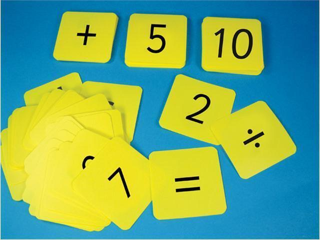 Giant Grid Board Squares - Maths Pk 100