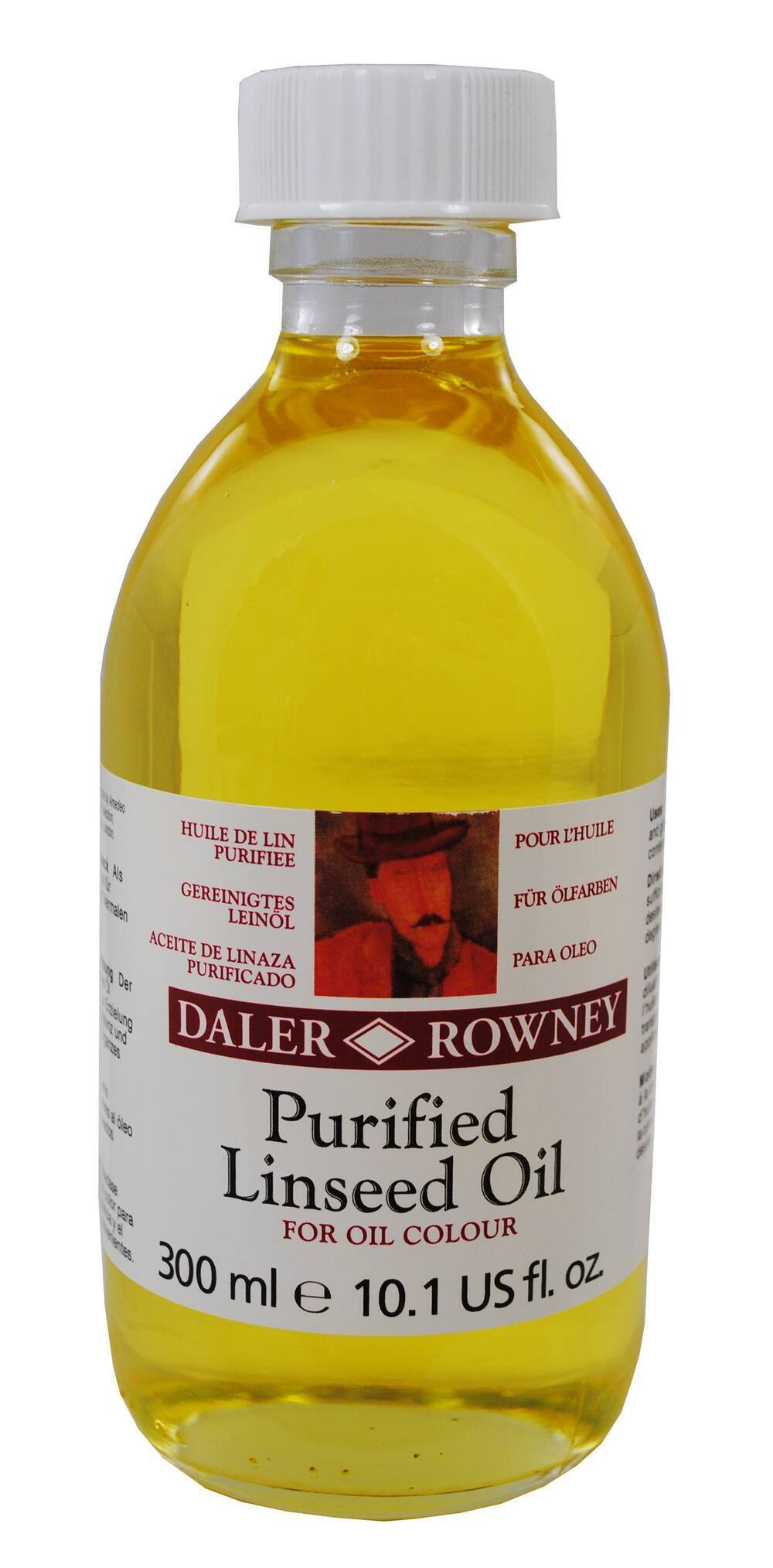 Purified Linseed Oil
