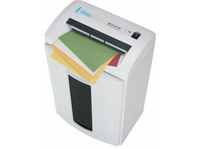 Qshred Department Shredder Strip Cut 33l