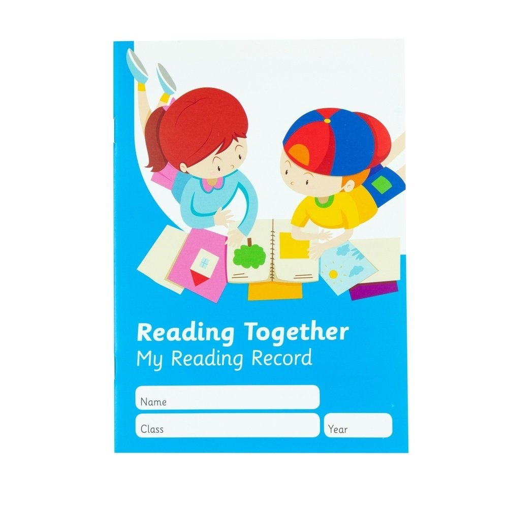 Reading Together Books Blue