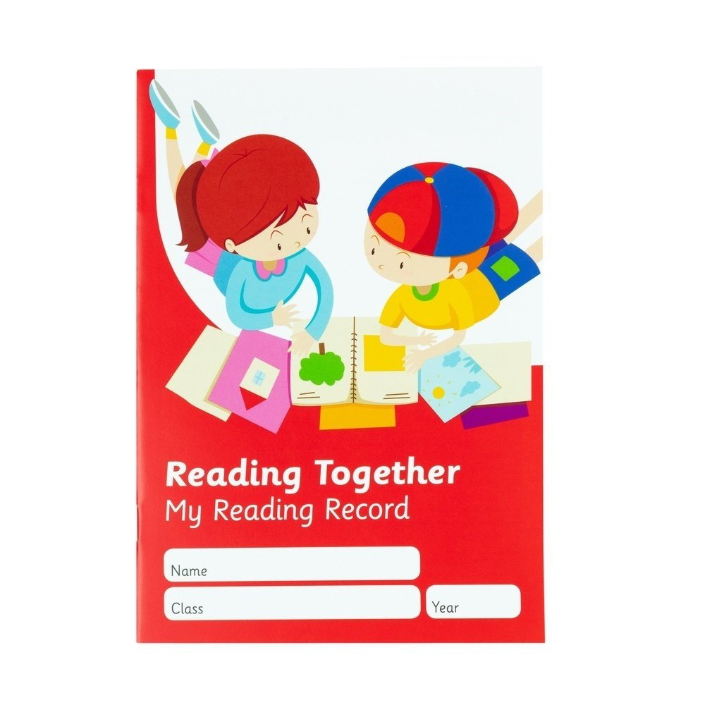 Reading Together Books Red