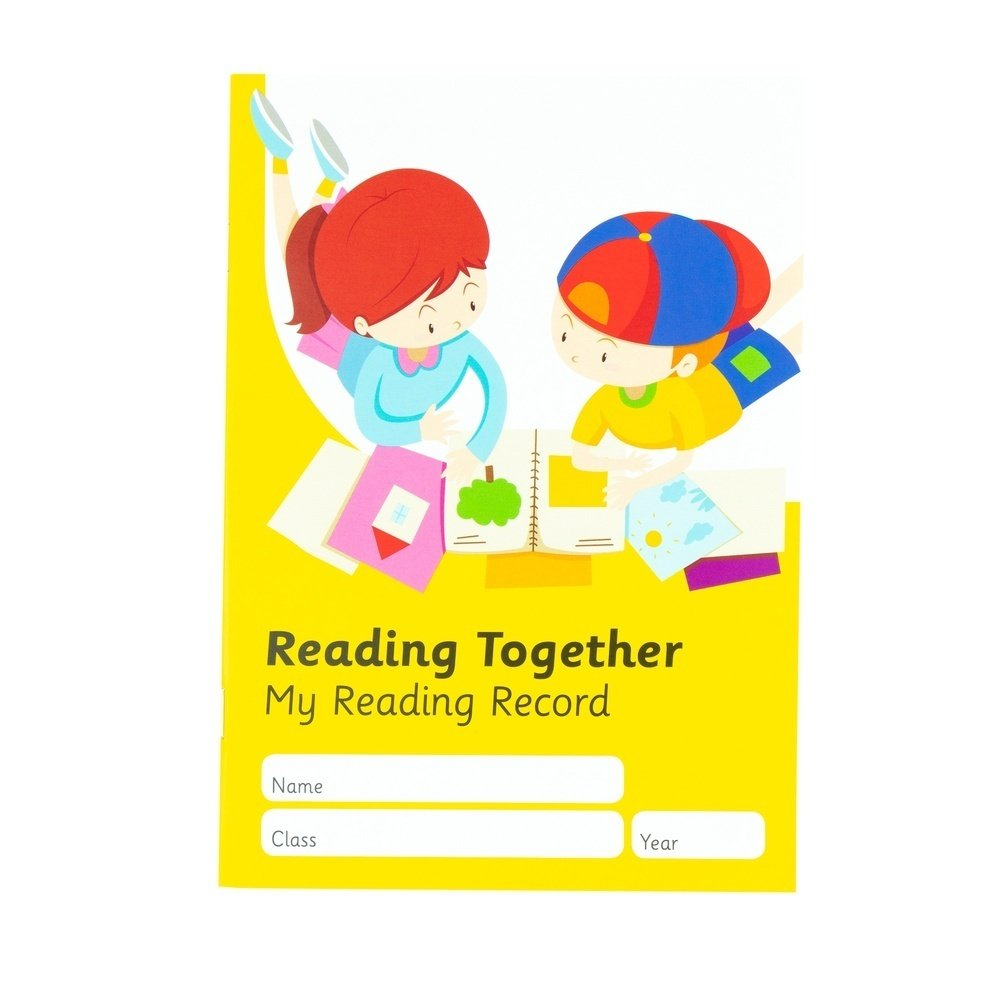 Reading Together Books Yellow