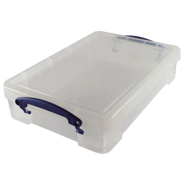 Really Useful Box With Lid 4 Litre