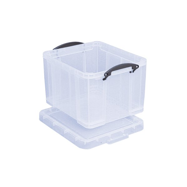 Really Useful Box With Lid 35 Litre