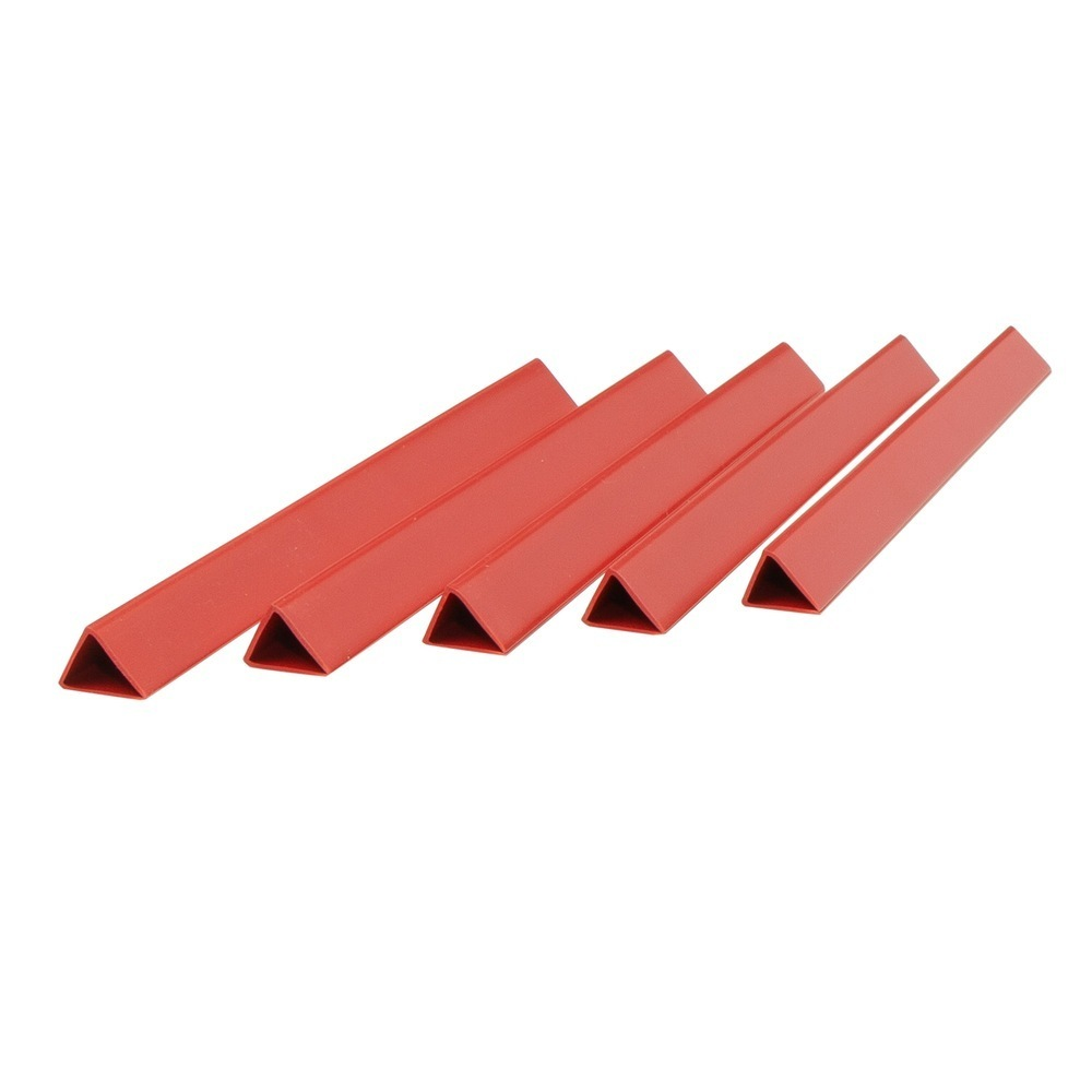 Slide Binders A4 10mm S/C Red