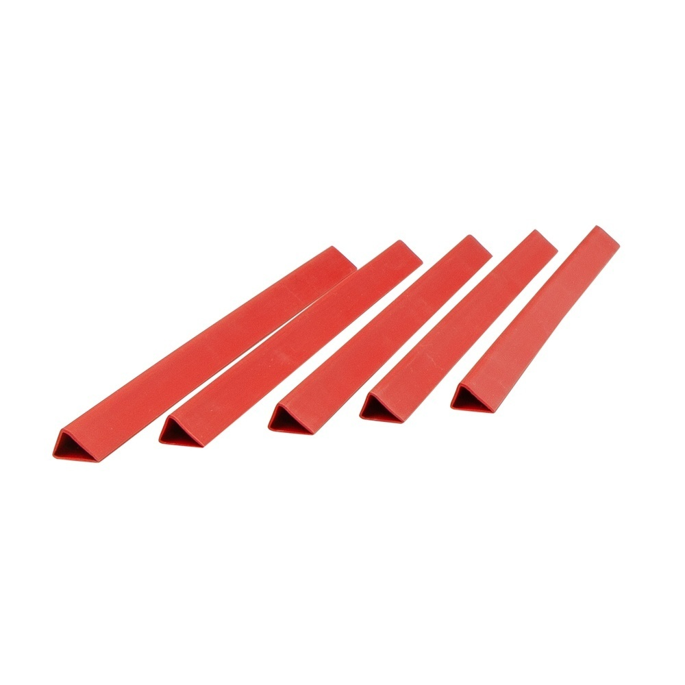Slide Binders A4 7mm S/C Red