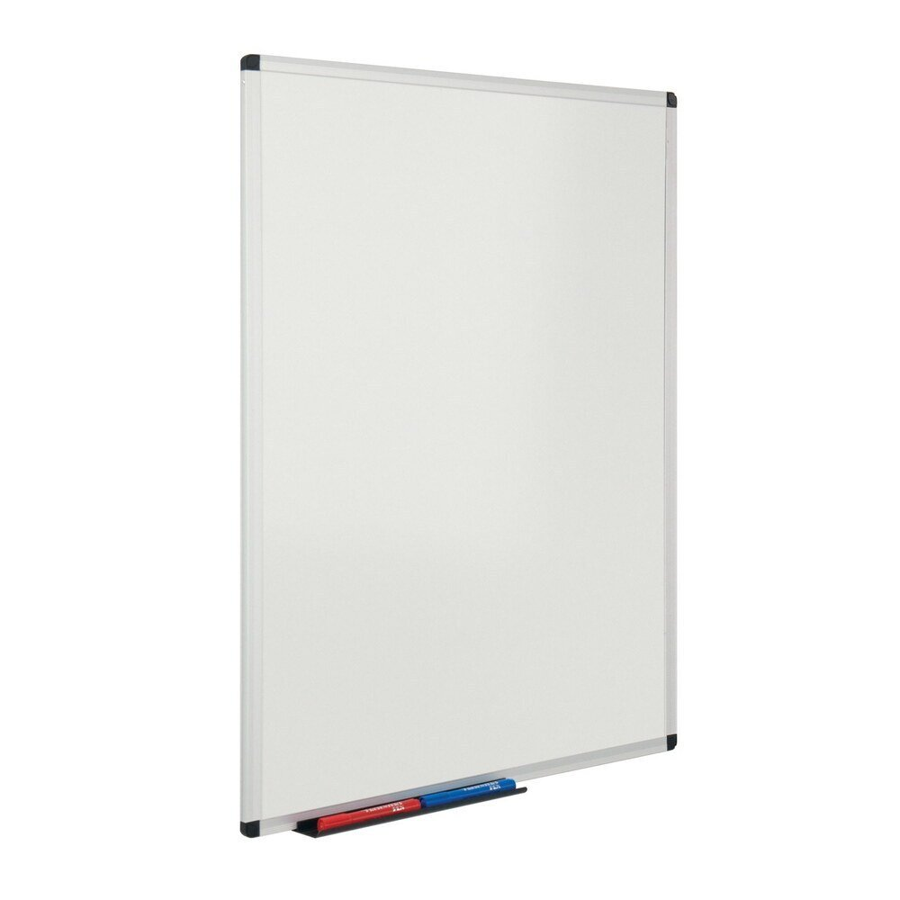 Plain and Gridded Drywipe Board 900X600mm Aluminium