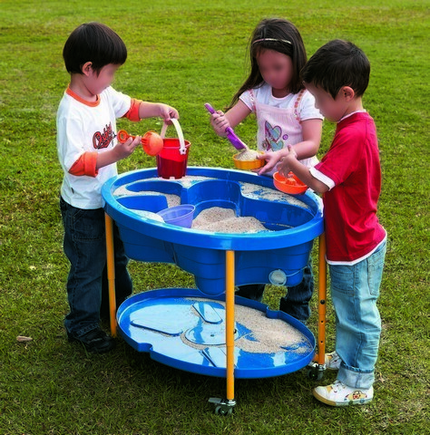 Sand/Water Table Blue