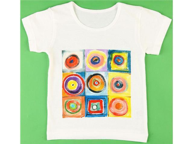 Cotton T Shirt Junior Medium Age 7-8