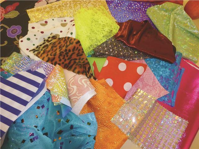 Fabric Offcuts 250g Pack