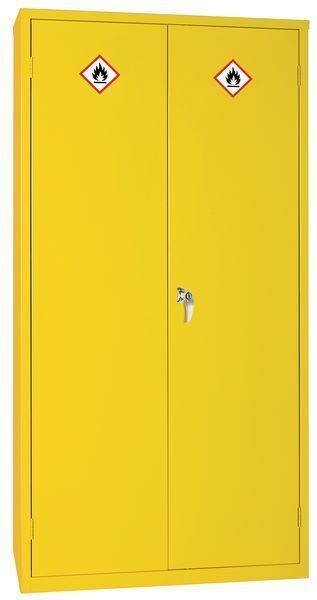 Flammable Liquid Storage Cabinet - 1830 x 915 x 457mm (HxWxD)